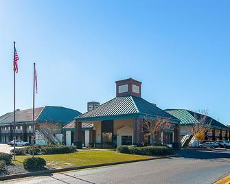 Econo Lodge - Americus - Building