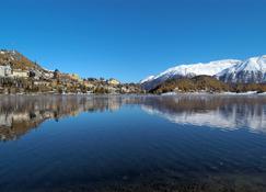 Hotel Waldhaus am See - St. Moritz - Outdoor view