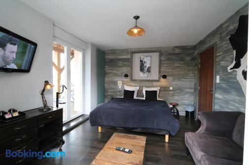 Les Loges du Parc - Gérardmer - Phòng ngủ