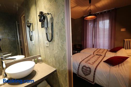 Les Loges du Parc - Gérardmer - Phòng tắm