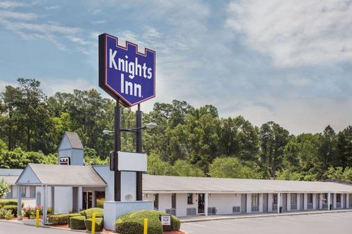 Knights Inn Augusta - Augusta - Building