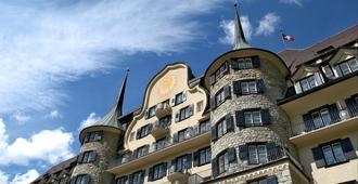 Suvretta House - Sankt-Moritz - Edificio