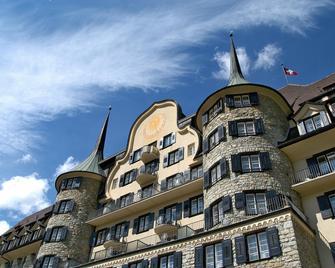 Suvretta House - St. Moritz - Building