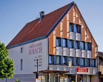 Landgasthof Hirsch - Weinstadt - Building