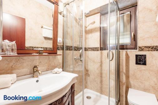 Hotel Senigallia - Skopje - Bathroom
