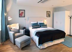 雅爾德特商務公寓酒店 - 斯德哥爾摩 - 斯德哥爾摩 - 臥室