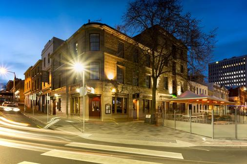 Customs House Hotel - Hobart - Rakennus