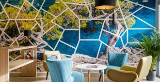 Aparthotel Adagio access Marseille Saint-Charles - Μασσαλία - Σαλόνι