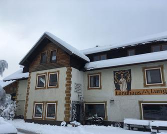 Landhaus Lungau - Sankt Michael Im Lungau - Building