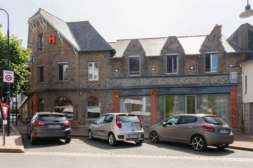 The Originals Boutique, Hôtel de Perros (Inter-Hotel) - Perros-Guirec - Building