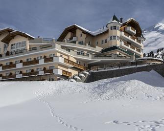 Hotel Alpenaussicht - Obergurgl - Building