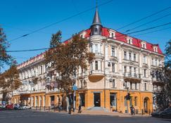 UNO Design Hotel - Odesa - Edifici