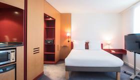 諾富特萊姆中央套房酒店 - 瑞姆茲 - 蘭斯 - 臥室