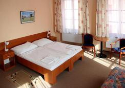 阿格里佐拉酒店 - 布拉格 - 臥室