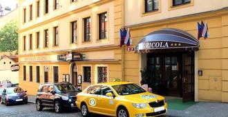 Hotel Agricola - Prague - Building