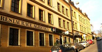 Hotel Agricola - Прага - Здание
