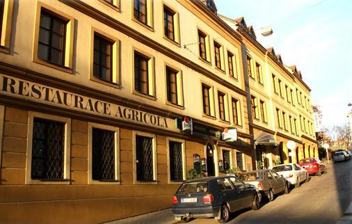 阿格里佐拉酒店 - 布拉格 - 建築