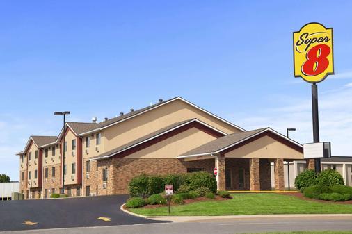 Super 8 by Wyndham Collinsville St. Louis - Collinsville - Gebäude