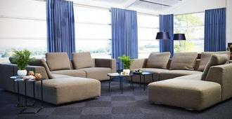 Horisont Hotel & Konference - אורהוס - סלון