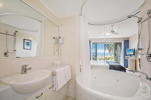 Breakfree Great Sandy Straits Hervey Bay - Urangan - Phòng tắm
