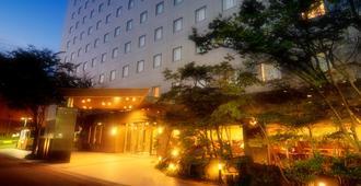 Kanazawa Manten Hotel Ekimae - Kanazawa - Rakennus