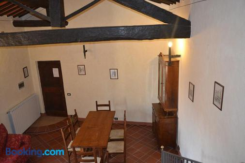 Castel Pietraio - Siena - Dining room