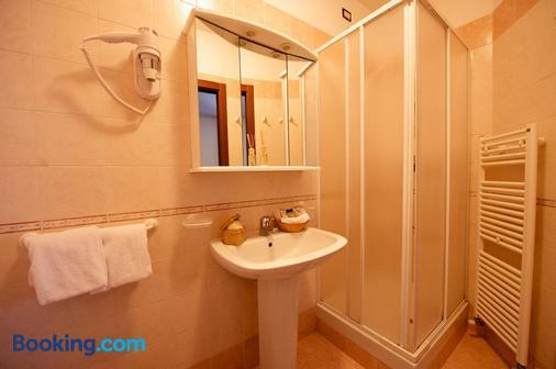 Hotel La Bussola - Muggia - Bathroom