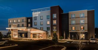 Fairfield Inn and Suites by Marriott Florence I-20 - Florence - Building