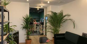 Hyve Hostel Basel - Basilea - Lobby