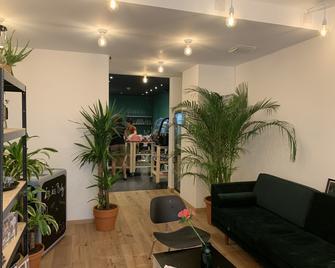 Hyve Hostel Basel - Базель - Lobby