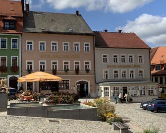 Goldner Löwe - Stolpen - Gebäude