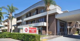 Best Western Plus Park Place Inn - Mini Suites - Anaheim - Edificio
