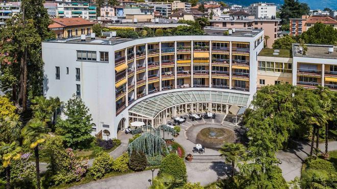 特爾提亞帕爾科公寓式酒店 - 穆拉爾托 - 洛迦諾 - 建築