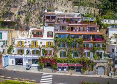 Hotel Eden Roc - Positano - Building