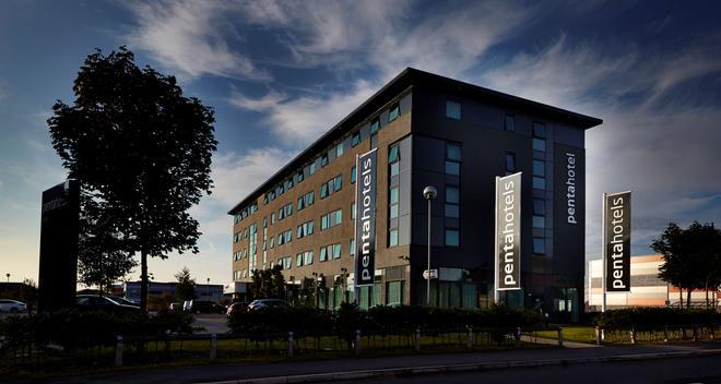 pentahotel Derby - Derby - Building