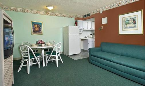 Regal Plaza Beach Resort - Wildwood Crest - Σαλόνι