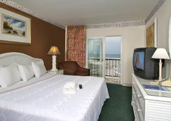 Regal Plaza Beach Resort - Wildwood Crest - Κρεβατοκάμαρα