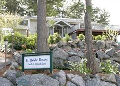 Hillside House Bed and Breakfast - Friday Harbor - Exterior