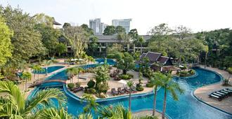 Green Park Resort - Pattaya - Piscina