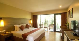 The Green Park Resort - Πατάγια - Κρεβατοκάμαρα