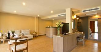 The Green Park Resort - Pattaya - Front desk