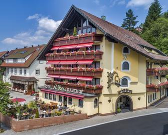 Hotel Falken - Baiersbronn - Edificio