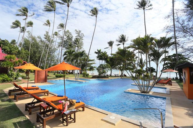 萬歲渡假酒店 - 蘇梅島 - 蘇梅島 - 游泳池