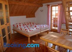 Chalupa Ambra - Prachatice - Bedroom