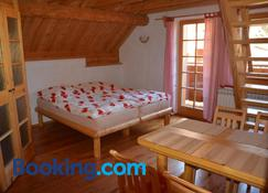 Chalupa Ambra - Prachatitz - Schlafzimmer