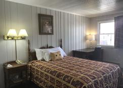 Lancaster Motel - Ronks - Yatak Odası