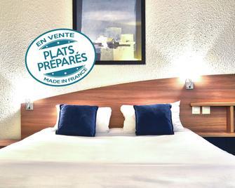 A.R.T Hotel Paris Est - Pantin - Slaapkamer