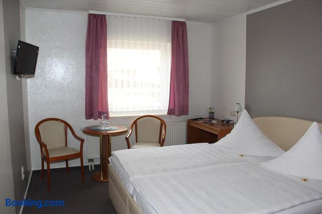 Pension Der kleine Nachbar - Gotha - Bedroom