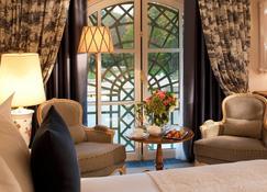 Auberge du Jeu de Paume - Chantilly - Living room