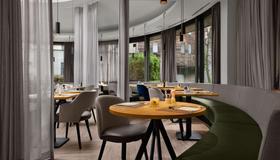 NH Brussels Eu Berlaymont - Brussels - Restaurant